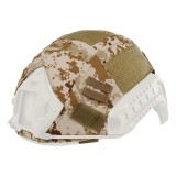 DRAGONPRO DP-HC001-014 Tactical Helmet Cover Desert Digital