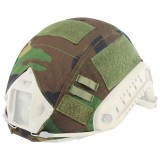 DRAGONPRO DP-HC001-007 Tactical Helmet Cover Woodland