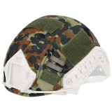 DRAGONPRO DP-HC001-034 Tactical Helmet Cover Flecktarn