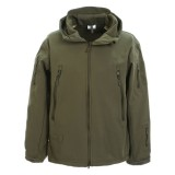 DRAGONPRO DP-SS001-001 3-Layer SoftShell Jacket Olive L