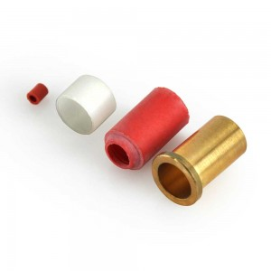 Goma Hop up ELEMENT IN0603 HOP-UP Packing 55` (RED)