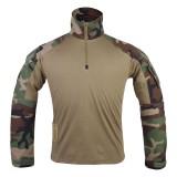 EMERSON GEAR EM9278A G3 Tactical Shirt Woodland M