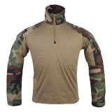 EMERSON GEAR EM9278C G3 Tactical Shirt Woodland XL