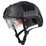 EMERSON GEAR EM8819B FAST Helmet/Protective Goggle PJ Type Black