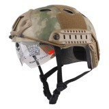 EMERSON GEAR EM8819C FAST Helmet/Protective Goggle PJ Type AT FG