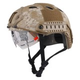 EMERSON GEAR EM8819D FAST Helmet/Protective Goggle PJ Type AOR1