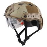 EMERSON GEAR EM8819F FAST Helmet/Protective Goggle PJ Type MC