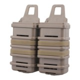 EMERSON GEAR BD6358A FAST Magazine Holster Set For MP7 Tan
