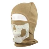 EMERSON GEAR EM6639D Skull Warmer Hood Khaki