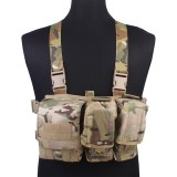 EMERSON GEAR EM7441A Light Weight Tactical Chest Rig MC