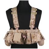EMERSON GEAR EM7451A UW Gen V Split Front Chest Rig AOR1