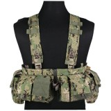 EMERSON GEAR EM7451B UW Gen V Split Front Chest Rig AOR2