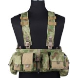 EMERSON GEAR EM7451C UW Gen V Split Front Chest Rig AT FG