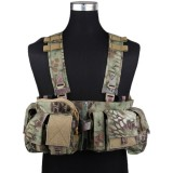 EMERSON GEAR EM7451D UW Gen V Split Front Chest Rig MR