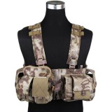 EMERSON GEAR EM7451E UW Gen V Split Front Chest Rig HLD