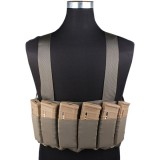 EMERSON GEAR EM2390B SPEED SCAR-H Chest Rig Foliage Green