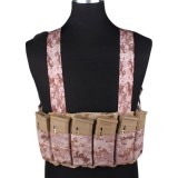 EMERSON GEAR EM2390E SPEED SCAR-H Chest Rig AOR1