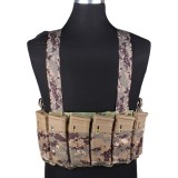 EMERSON GEAR EM2390F SPEED SCAR-H Chest Rig AOR2