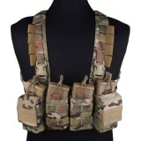 EMERSON GEAR EM7450 EASY Chest Rig MC