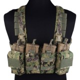 EMERSON GEAR EM7450B EASY Chest Rig AOR2