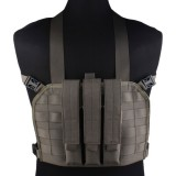 EMERSON GEAR EM7445B MP7 Tactical Chest Rig Foliage Green