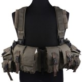 EMERSON GEAR EM2977 LBT1961A-R Chest Rig Foliage Green