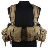 EMERSON GEAR EM2977A LBT1961A-R Chest Rig Khaki