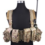 EMERSON GEAR EM2977C LBT1961A-R Chest Rig MC