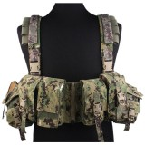 EMERSON GEAR EM2977D LBT1961A-R Chest Rig AOR2