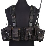 EMERSON GEAR EM2977MCBK LBT1961A-R Chest Rig MC Black
