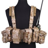 EMERSON GEAR EM2977MCAD LBT1961A-R Chest Rig MC Arid