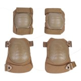 EMERSON GEAR EM7065B Military Knee / Elbow Pads Set Coyote Brown