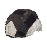 EMERSON GEAR EM8982C Tactical Helmet Cover MC Black