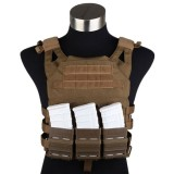 EMERSON GEAR EM7344 JPC Vest - Easy Style Coyote Brown