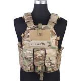 EMERSON GEAR EM7356 094K M4 Pouch Type Tactical Vest MC