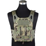 EMERSON GEAR EM7355B NJPC Tactical Vest AOR2