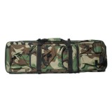 G&G Tactical Double Rifle Bag - 90cm (Woodland) / G-07-166