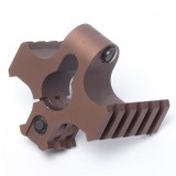 G&G Tri-Rail Mount Bronze / G-03-127-2