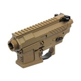 G&G G-08-140 Plastic Receiver Set for CM16 Series Tan