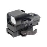 G&G Q.D. Red Green Dot Scope 4 Reticle Sight (G-12-034)