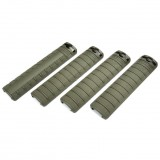 G&G Handguard Panel SET OD (4 Panels) / G-03-023-1