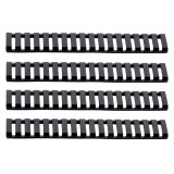 G&G Ladder Rail Panel Set Black (4 Panels) / G-03-125