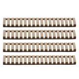 G&G Ladder Rail Panel Set Desert Tan (4 Panels) / G-03-125-2