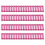 G&G Ladder Rail Panel Set Pink (4 Panels) / G-03-125-3