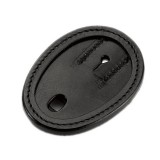 G&G Leather Holder for METRO POLICE Badge / G-07-008