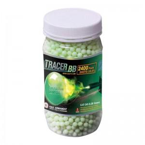 G&G G-07-245 Tracer BB 0.28g 2400R (Green)