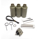HAKKOTSU TB-05 Thunder B Shock Package 3 Pcs Set