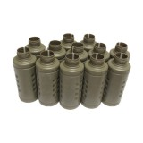 HAKKOTSU TB-S-05 Thunder B Shock Replacemement Shell 12 Pcs
