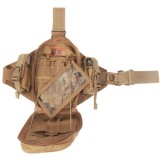 HSGI EOD Pouch - Leg Mount Coyote Brown