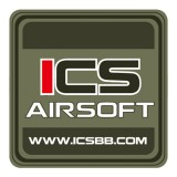 ICS MS-54 ICS Airsoft Patch 80x80mm Green